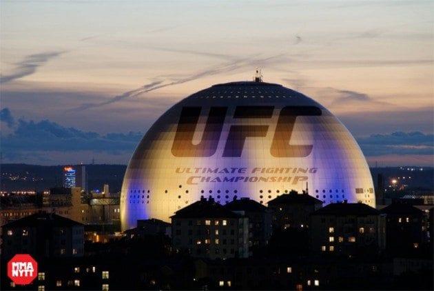UFC Stockholm 2013: Gustafsson vs Mousasi – De billigaste biljetterna slutsålda