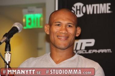 MMAnytt Ronaldo Jacare Souza