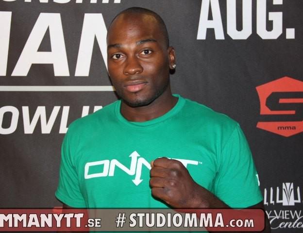 MMAnytt Strikeforce Derek Brunson