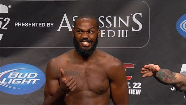 MMAnytt Jon Bones Jones UFC 152 01