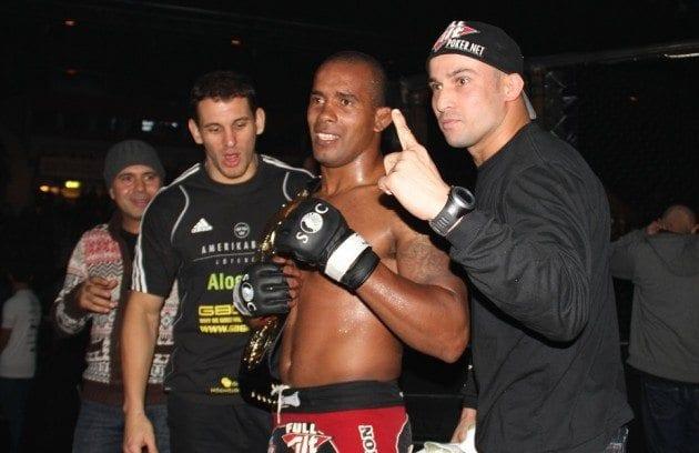 """Daniel """"The Viking Hunter"""" Acacio till MMAnytt: """" Jag ska bjuda publiken på en härlig match"""""""