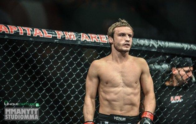 Inför UFC London: En tillbakablick på Brad Picketts minnesvärda karriär