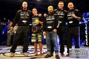 MMAnytts alla intervjuer efter Vision 5