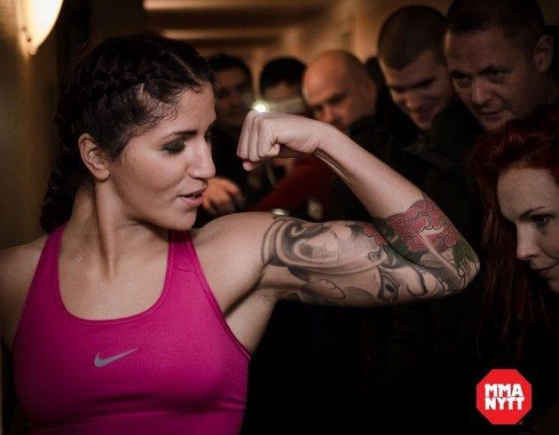 Bekräftat: Pannie Kianzad klar för huvudmatch på Trophy MMA IX