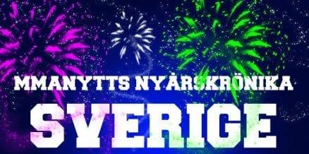 MMAnytts nyårskrönika 2014 i tre delar – Del 2: Sverige