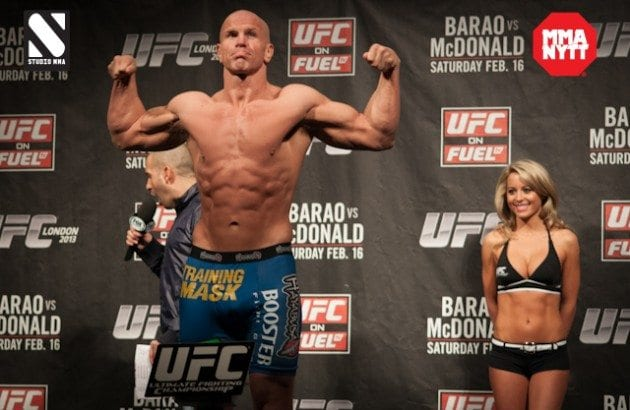 Ryan Jimmo vs Igor Pokrajac och John Maguire vs Mitch Clarke bokas till UFC 161