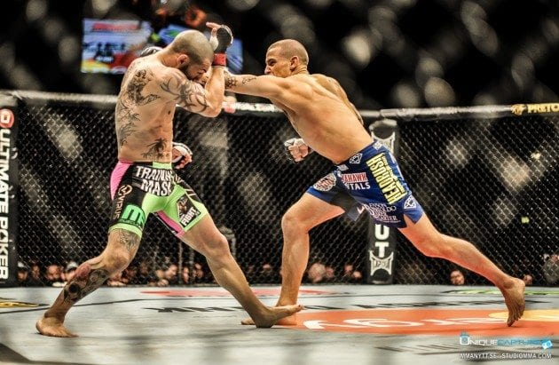 5 anledningar att betta på MMA med Ohmbet
