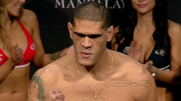 UFC 156 Antonio Bigfoot Silva