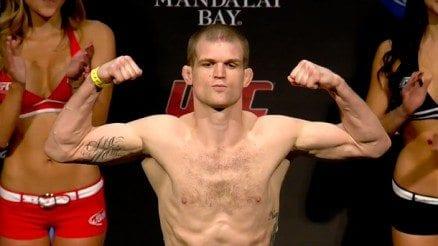 Evan Dunham Foto:: UFC