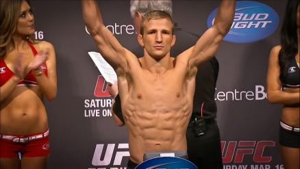 UFC 158 - TJ Dillashaw