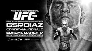 UFC 158: Huvudkortet – Vad nu då?