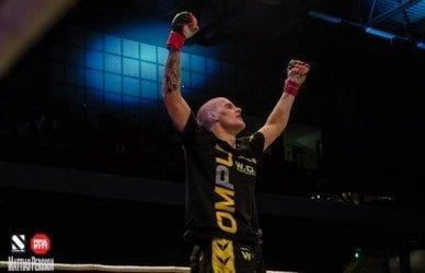 Emil Hartsner klar för Trophy MMA VI