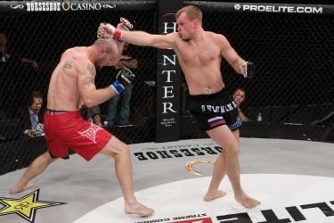 02 Alexander Shlemenko vs Robert McDaniel 2008-10-10