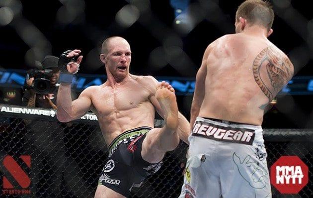 Fyra matcher annonserade för UFC on FOX 20