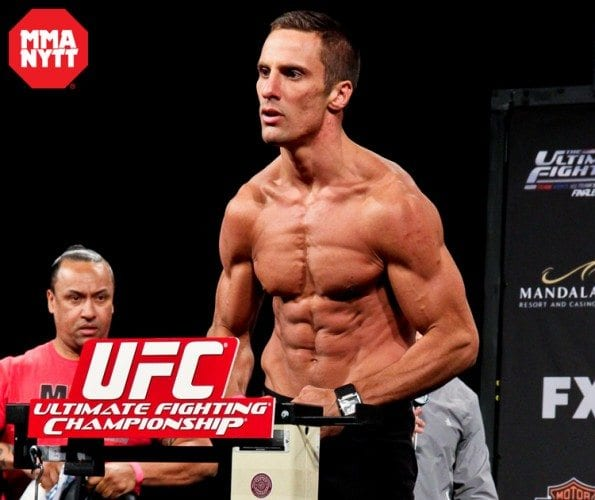 Josh Samman möter Eddie Gordon på UFC 181