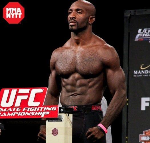Två matcher annonserade för UFC Fight Night 80 i Las Vegas