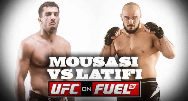 Inför UFC Stockholm: Mousasi vs. Latifi