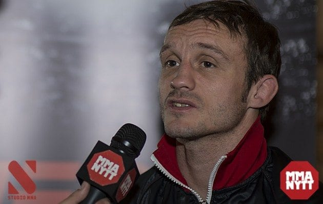 "Brad Pickett till MMAnytt: ""A mistake is only a mistake if you do it again"""