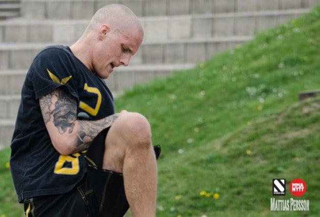 """Emil Hartsner till MMAnytt inför EUMMA 7: """"Den första ronden kommer jag mjuka upp honom, i den andra slår jag ut honom."""""""