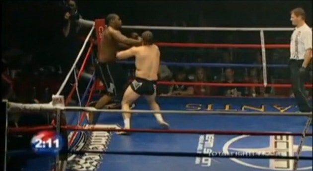 Dubbel knockout med en twist
