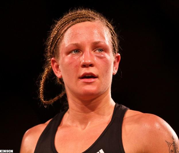 MMAnytt Cage Chalenge X Linn Wennergren - Foto Patrick Jenkinson