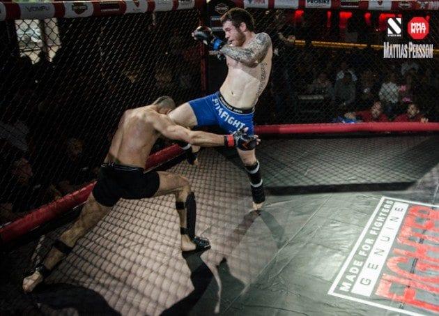 Flera fighters klara för Trophy MMA V