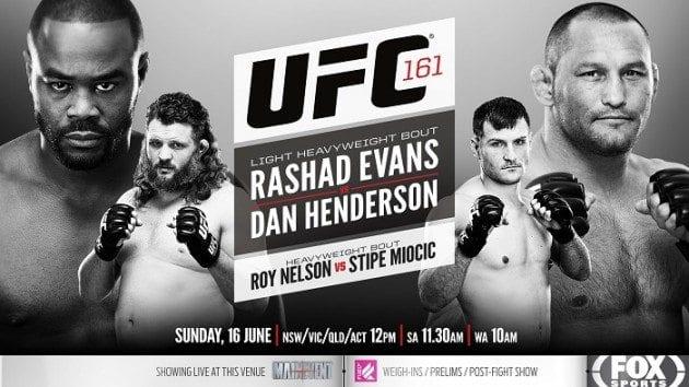 UFC 161: Huvudkortet – Matchmäklarna