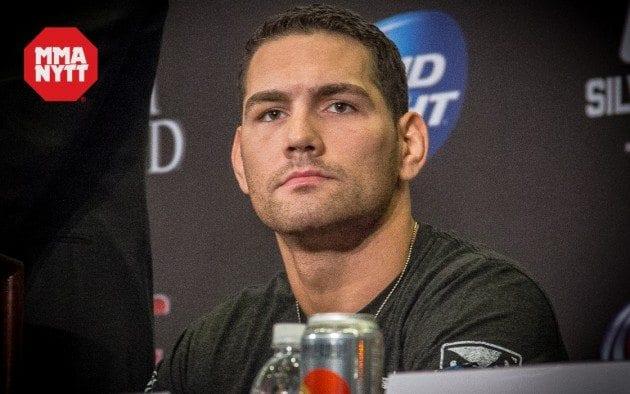 The MMA Hour avsnitt 188 med bland annat Chris Weidman som gäst