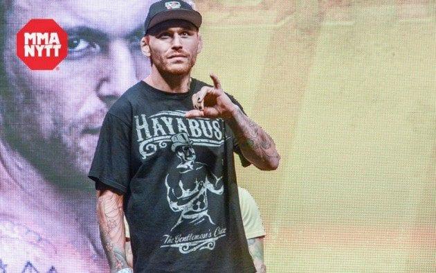 Chris Leben följer med på MMAnytts resa till UFC 165: Jones vs Gustafsson