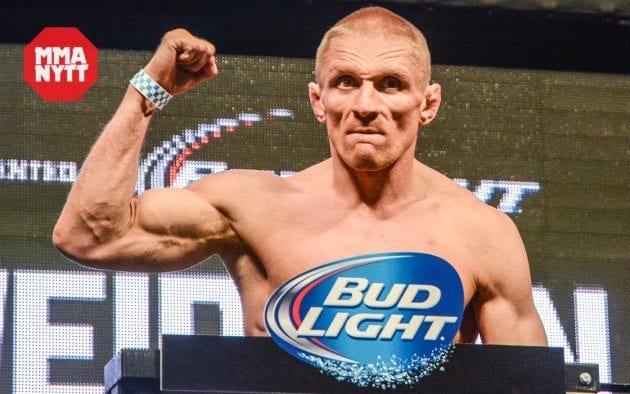 Taylor Lapilus ersätter mot Dennis Siver på UFC Fight Night 53 i Stockholm