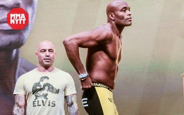 Anderson Silva vill bara ha en supermatch mot Roy Jones Jr