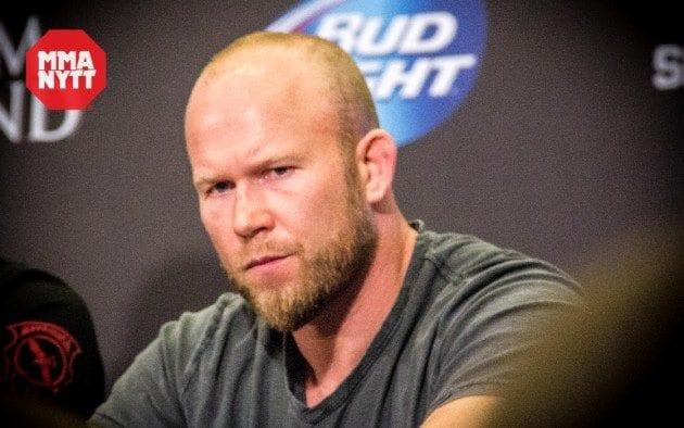 """Tim Boetsch tänker knocka """"Jacare"""" på lördagens UFC 208"""