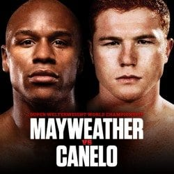 "Mayweather vs Canelo ""All Access"" drar igång på Showtime i USA den 24:e augusti"