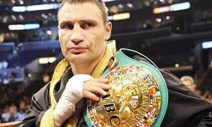 Vitali Klitschko tvingad att dra sig ur det obligatoriska titelförsvaret mot Bermane Stiverne p.g.a. skada