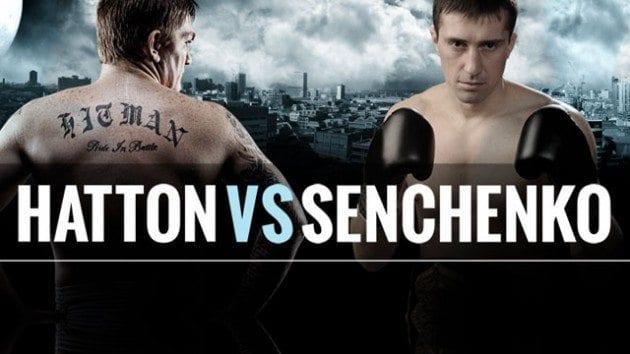 Närgången dokumentär om Ricky Hattons comebackmatch mot Senchenko på ITV till hösten