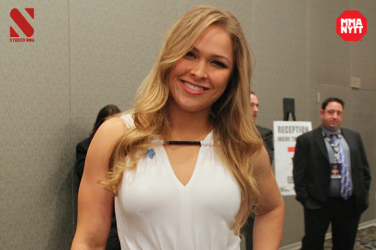rousey mma awards