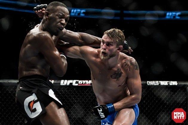10 matcher att boka efter UFC Hamburg