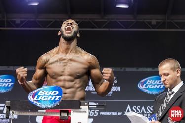 Jon Jones 02 MMAnytt UFC 165 Foto - Micha Forssberg