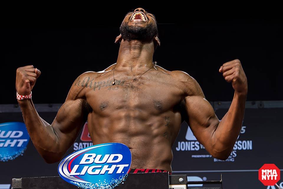 Jon Jones UFC 165 MMANytt Foto - Micha Forssberg