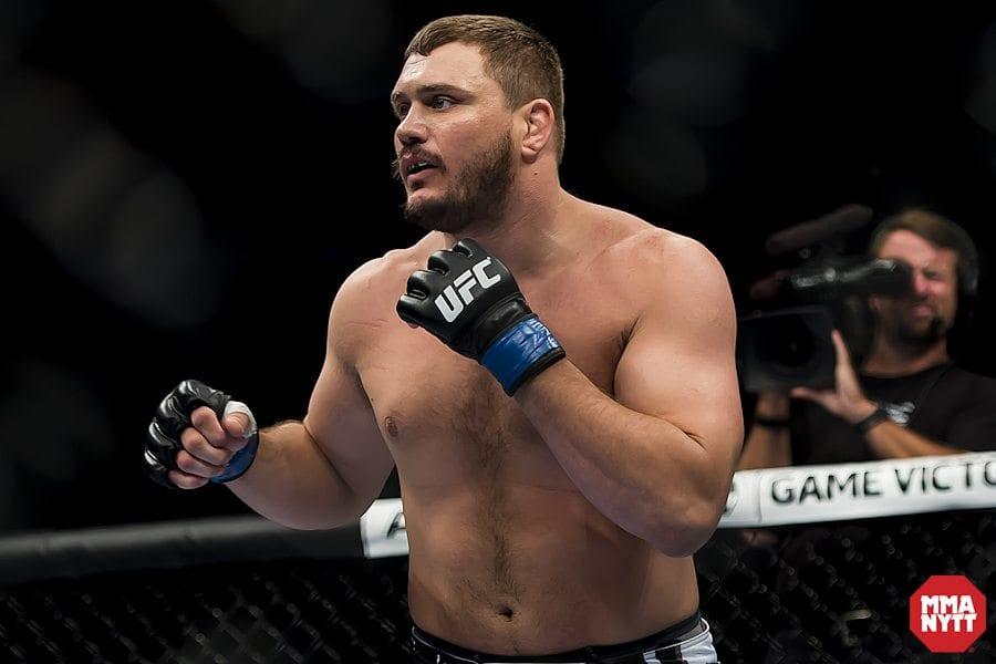 MMAnytt Brendan Schaub Matt Mitrione UFC 165 Foto - Micha Forssberg (3)