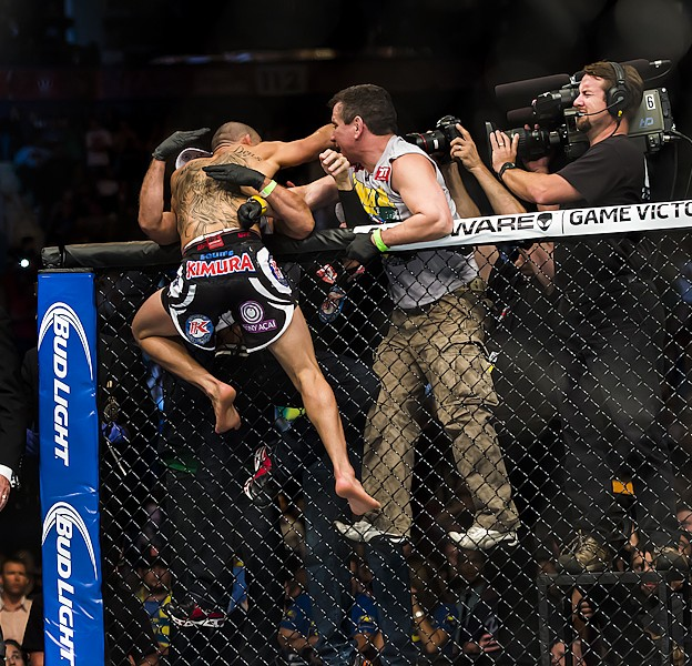 MMAnytt Renan Barao Pegado Eddie Wineland UFC 165 Foto - Micha Forssberg (14)