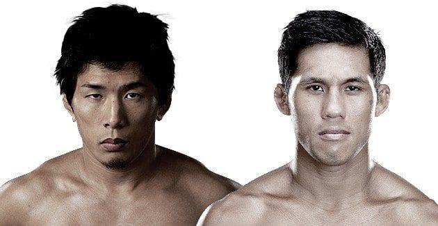 Takeya Mizugaki möter Nam Phan på UFC Fight Night 33