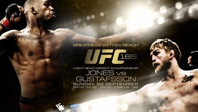 Dana Whites videoblogg inför UFC Fight Night 30