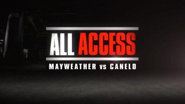 All Access: Mayweather vs. Canelo avsnitt 3 (video)