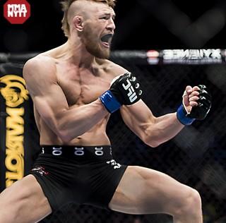 Fredagskrönika: Hur Conor McGregor stal uppmärksamheten