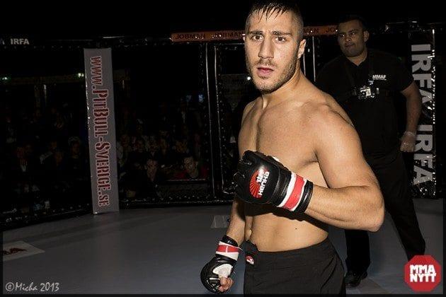 Bekräftat: Daniel Teymur möter obesegrat motstånd under Battle of Botnia huvudmatch