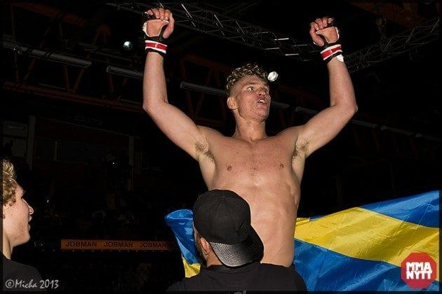 MMAnytt TV: Fighter fokus – Karl Albrektsson