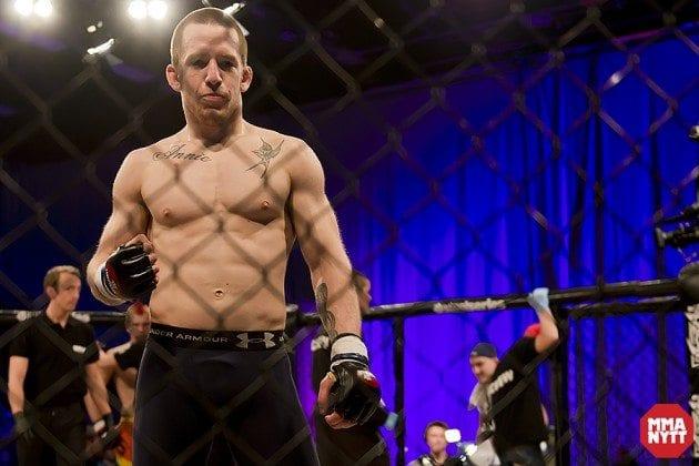 Antti Virtanen besegrade Jonathan Svensson i huvudeventet på Carelia X