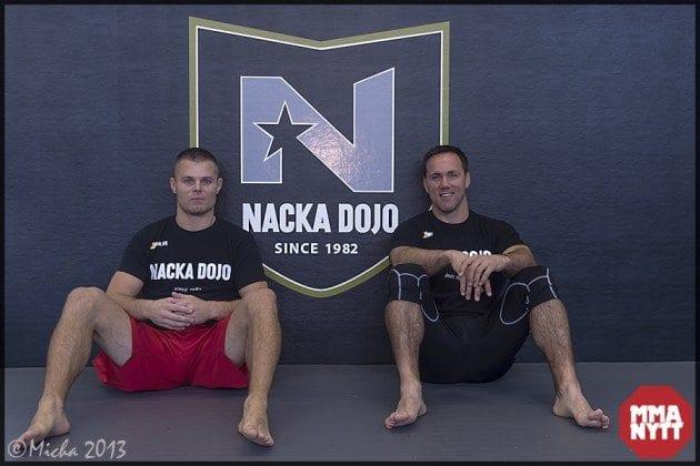 Martin Lidberg: Rickard Lindgren Nacka Dojo  Foto Micha Forssberg  2013-10-16 004