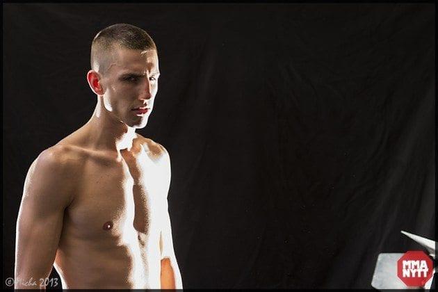 Mattias Rosenlind möter norrmannen Edvin Eldholm i huvudmatchen på Trophy MMA VII